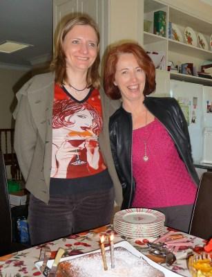 Kasha & Marlene