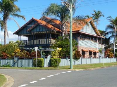 george & rosina's house