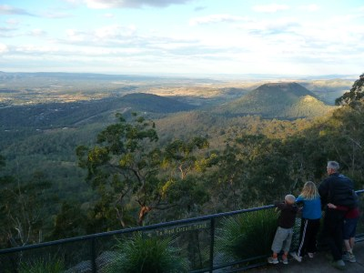 Picnic Park lookout