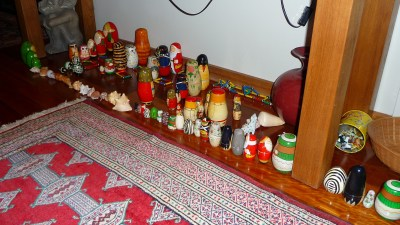 russian doll village