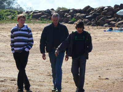 Nate, Tim & Hosea